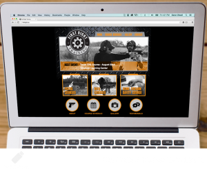 first right training website