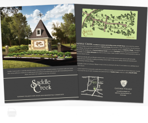 saddle creek community flyer