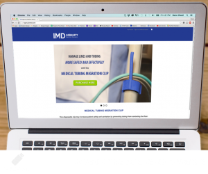 ingenuity medical designs website